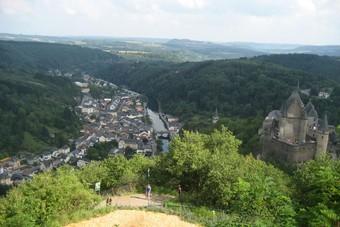 Een weekje in het historische Vianden