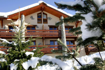Chalet in Club Med in Peisey-Vallandry