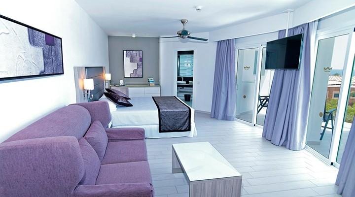 de kamer van 2-persoonskamer, Junior Suite