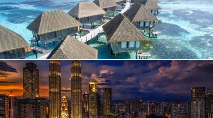 Malediven en Maleisië