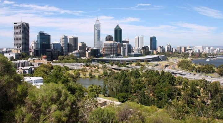 Perth Australië