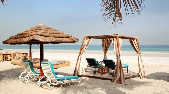 luxe hotel Ajman strand