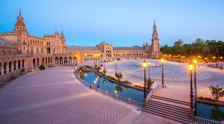 Dagexcursie naar Sevilla