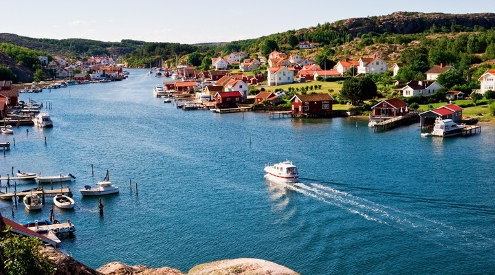 Dorpje Zweden