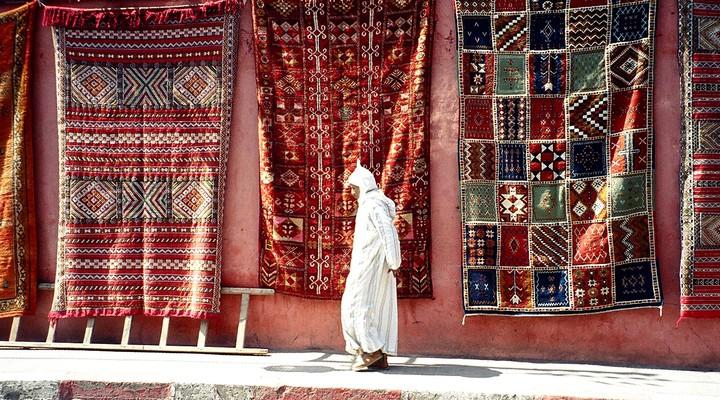 straat Marokko