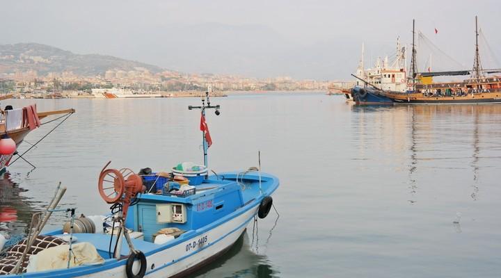 Haven Alanya, Turkije
