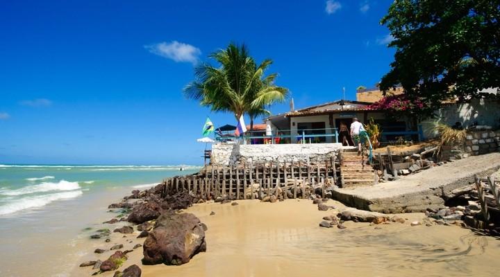Strand Praia da Pipa - Brazilië