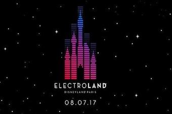Disneyland organiseert dancefestival: Electroland