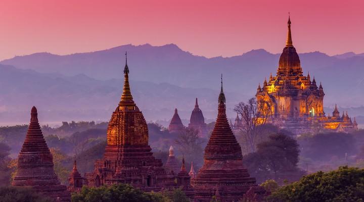Tempelcomplex Bagan