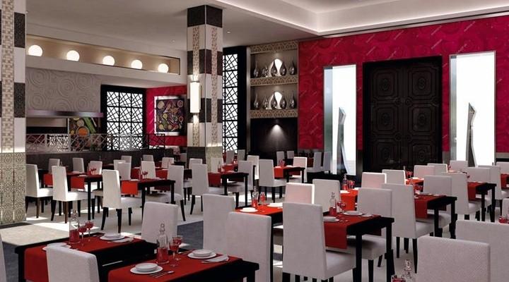 Volledig vernieuwd restaurant in RIU Tequila