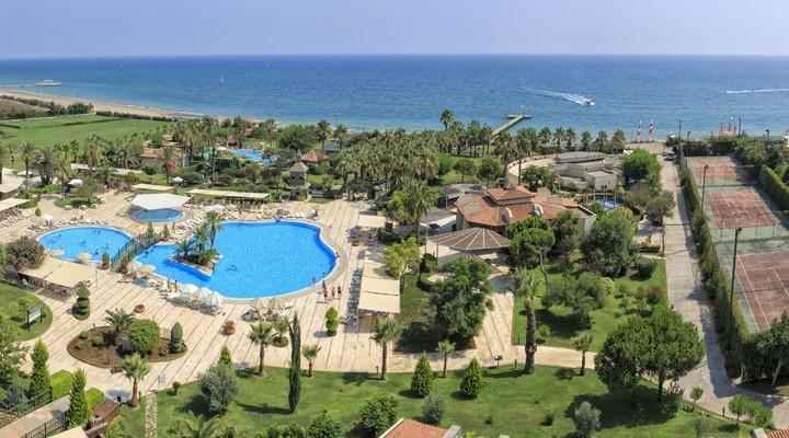 Hotel aan zee in Belek