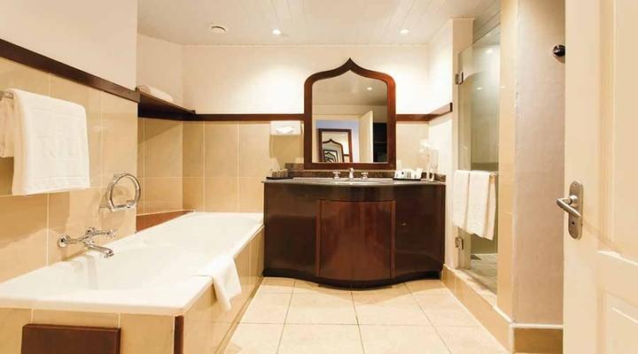 Badkamer van Superior room