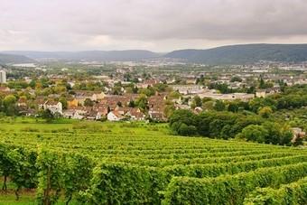 De oude stad Trier in Duitsland