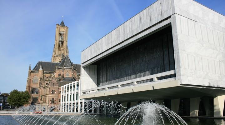 Eusebiuskerk Arnhem centrum, Nederland