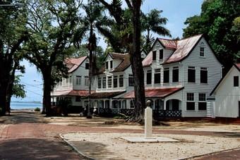 Het relaxte leven in Suriname