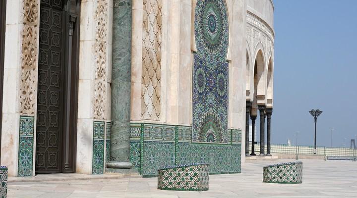 Steden in Marokko