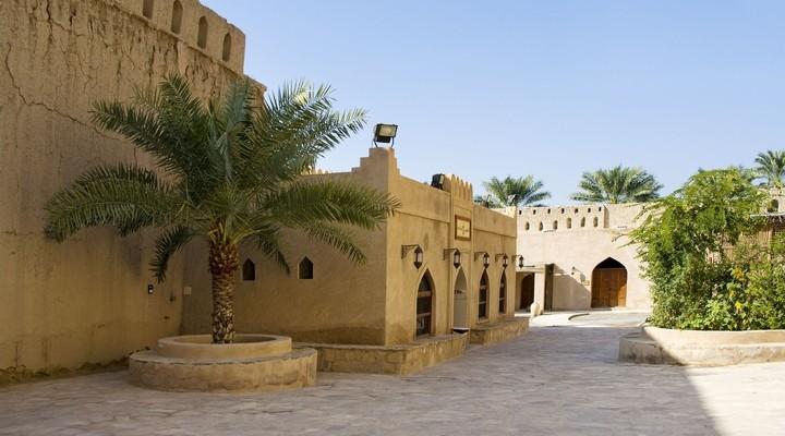Nizwa stad in Oman, Midden-Oosten