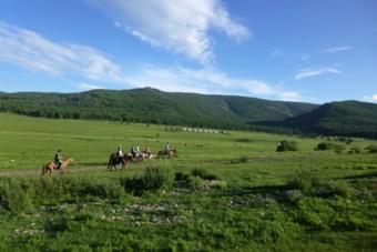 Poging tot een ultieme paardenvakantie in Mongolië