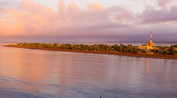 Zonsopgang Puntarenas - Costa Rica
