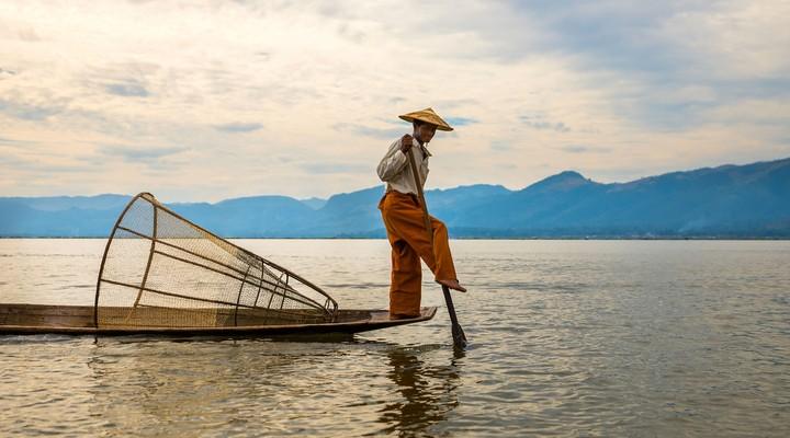 Inlemeer, Myanmar