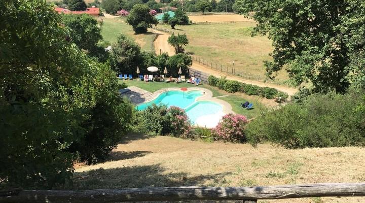 Zwembad Antico Casale di Scansano