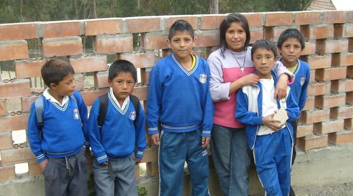 vrijwillgerswerk in Peru