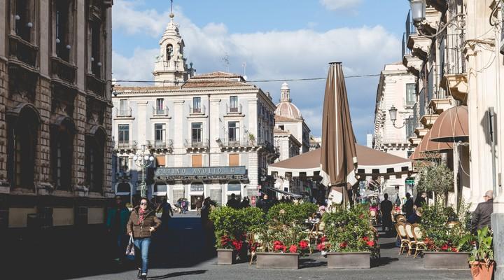 Via Etnea, Catania