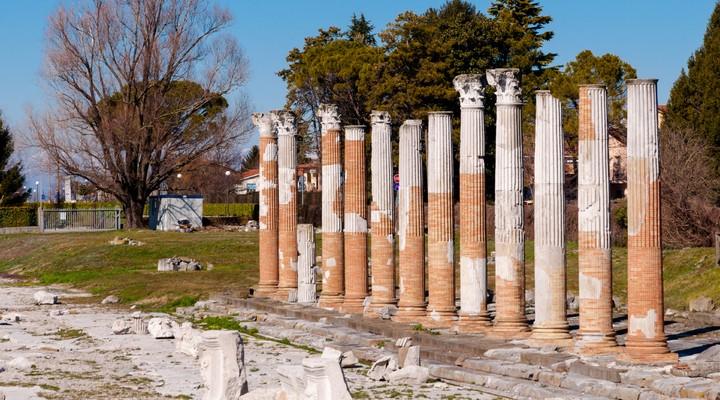 Aquileia, Friuli Venzia Giulia, Italie