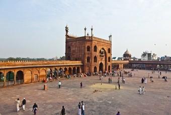 Delhi, Noord-India