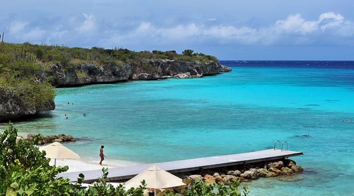Playa Porto Beach, credits Curacao tourist board
