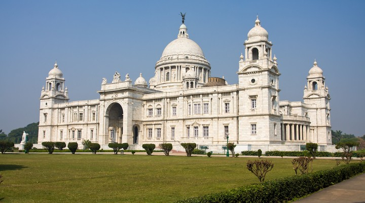 Calcutta in India
