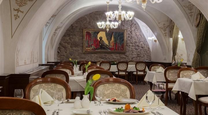 Arcadia Hotel restaurant