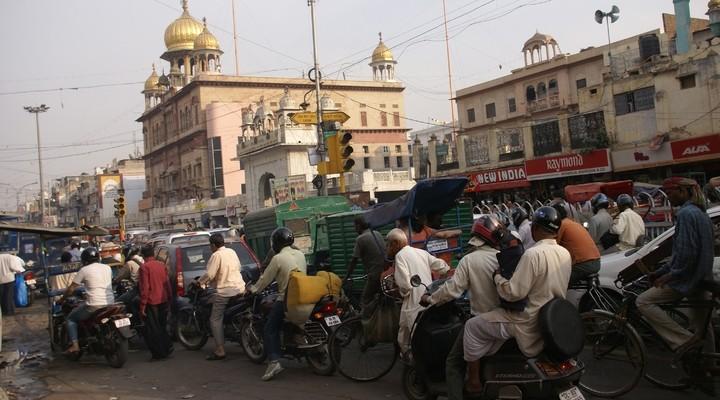 Chandi Chowk, Old Delhi, India