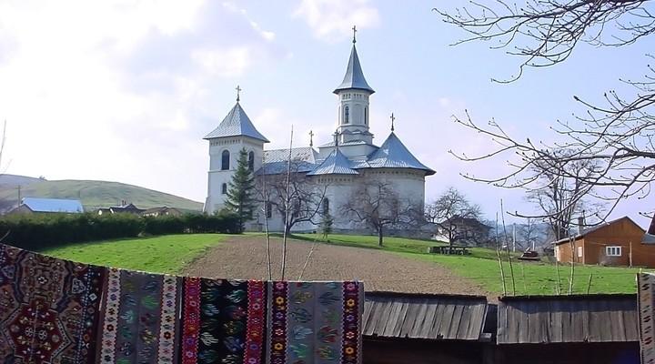 Mooi gebouw in Moldavie