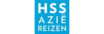 Logo van HSS Azië reizen