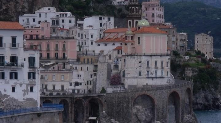 Huizen Napoli, Italië