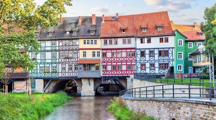 Single reis Duitsland