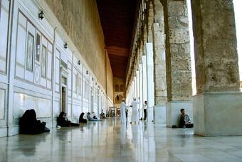 Moskee Damascus