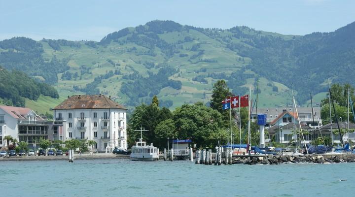 Vierwoudstrekenmeer in Zwitserland