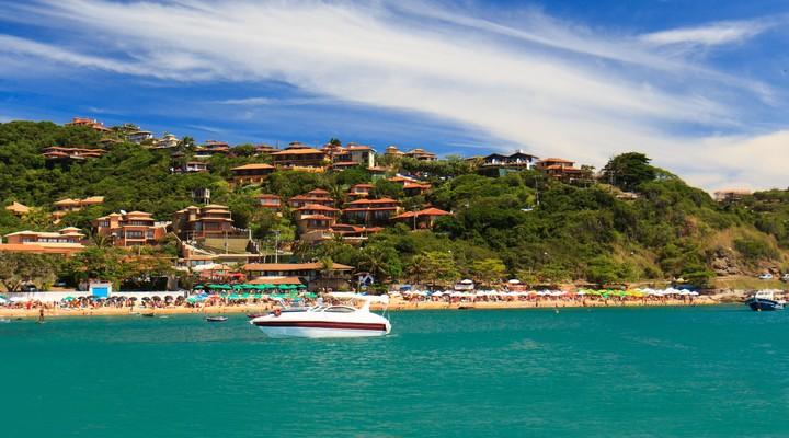Strand Joao Fernando, Búzios