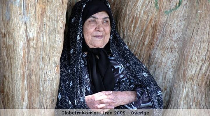 Iraanse vrouw