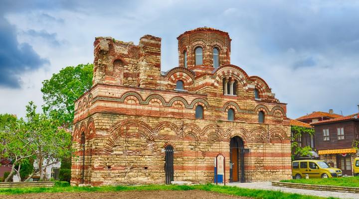 Pantokratokerk in Nessebar