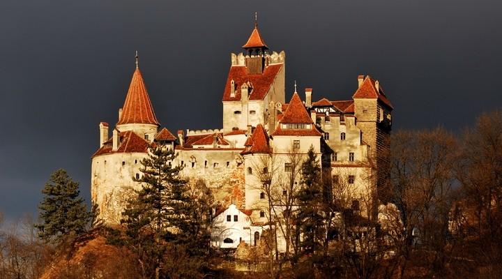 Dracula's kasteel