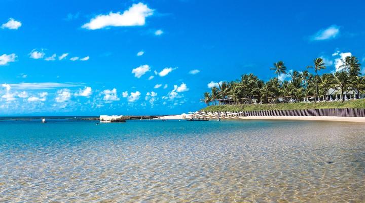 Eén van de mooiste stranden ter wereld