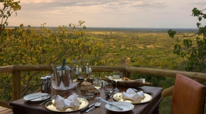 Romantische safari lodges in Kenia