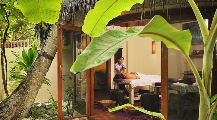 Massage ter ontspanning