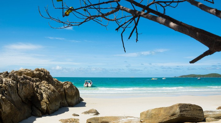 Strand Koh Samet, Thailand