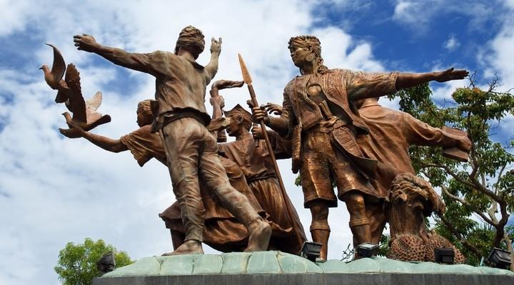 Davao City op de Filipijnen