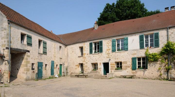 Boerderij Ile de France, Ecancourt