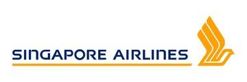 Logo van Singapore Airlines